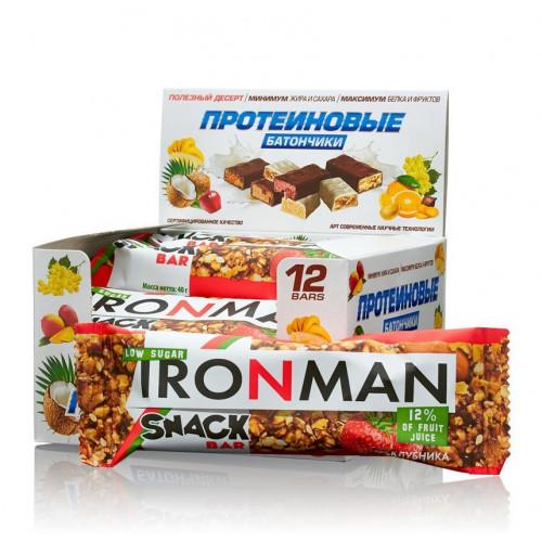 Ironman Snack Bar 40г
