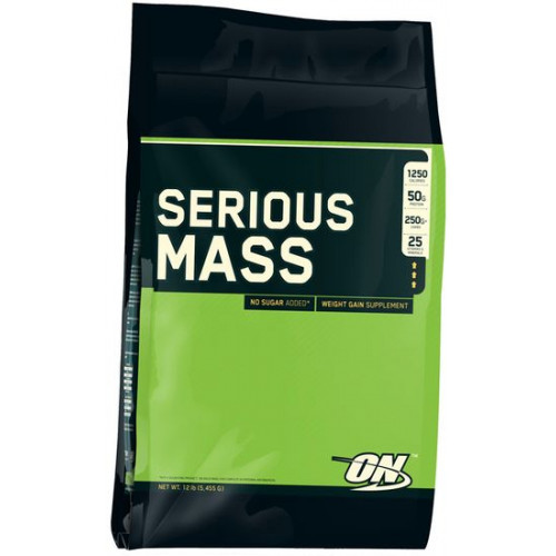 Optimum Nutrition Serious Mass 5450г