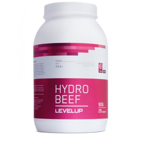 LevelUp Hydro Beef 908г