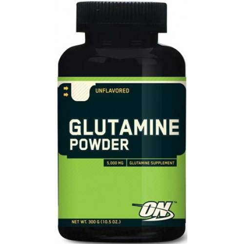 Optimum Nutrition Glutamine Powder  300г
