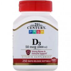 21st Century D3 2000 250т