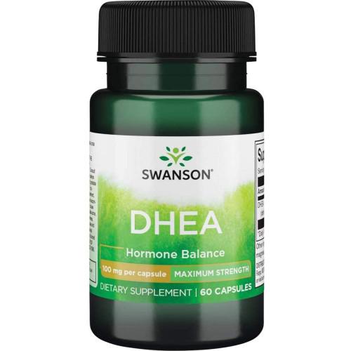 Swanson DHEA Hormone Balance 100mg 60к
