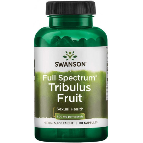 Swanson Tribulus Fruit 500mg 90к