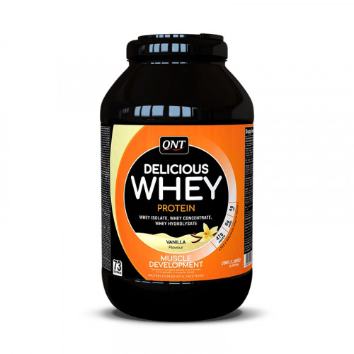 QNT Delicious Whey Protein 908г