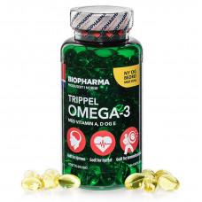 Biopharma Trippel Omega-3 144к