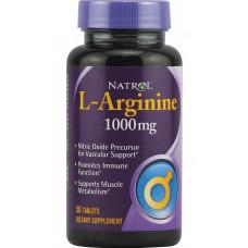 Natrol L-Arginine 1000