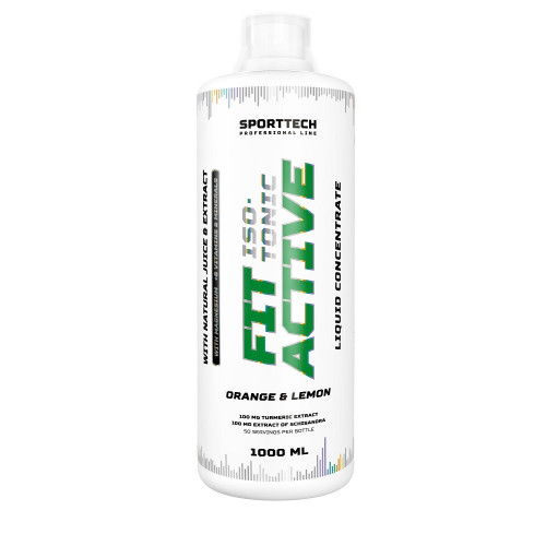 STN Fit Active Isotonic 1000мл