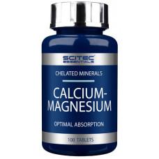 Scitec Nutrition Calcium-Magnesium 100т