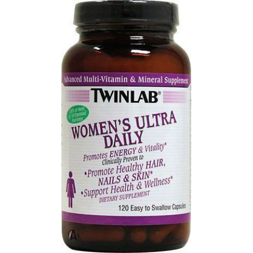 Twinlab Women's Ultra Daily 120к