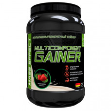 Mass Effect Multicomponent Gainer