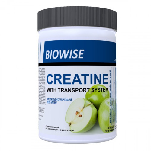 Biowise Creatine 200г