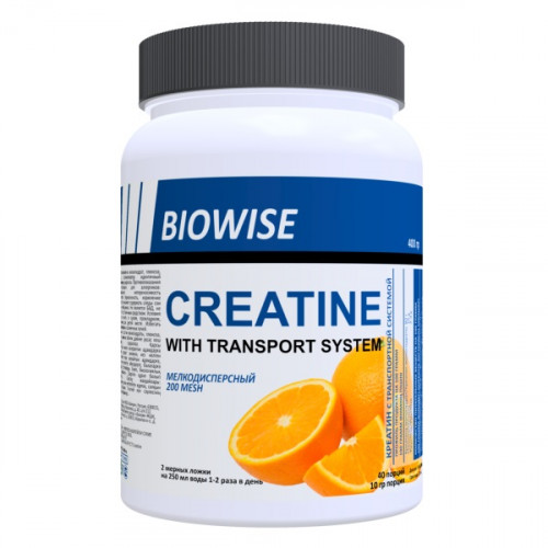 Biowise Creatine 400г