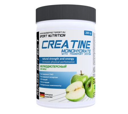 Mass Effect Creatine 200г