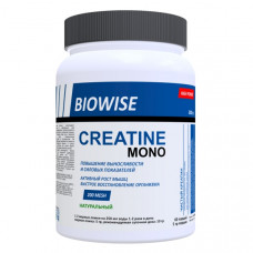 Biowise Creatine Monohydrate 300г
