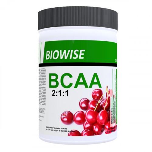 Biowise BCAA 2:1:1 200г