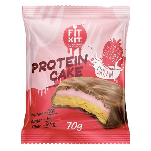 FitKit Protein Cake 70гр23