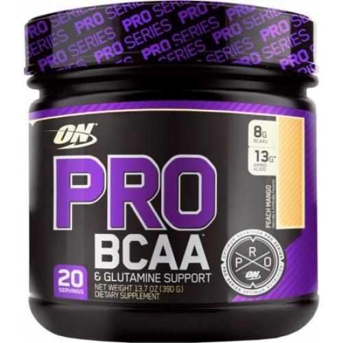 Optimum Nutrition PRO BCAA & Glutamine 390г