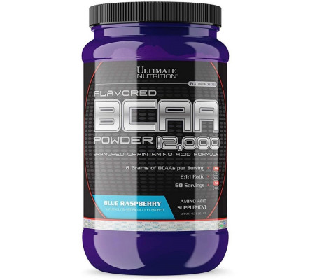 Ultimate Nutrition BCAA 12000 457г