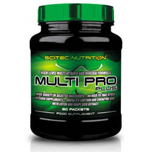 Scitec Nutrition Multi Pro Plus 30пак