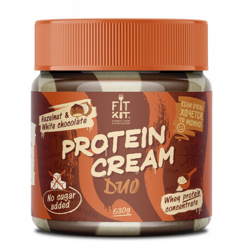 FitKit Protein Cream 530г