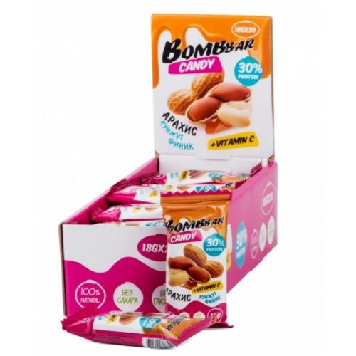 BombBar Протеиновые конфеты 18гр