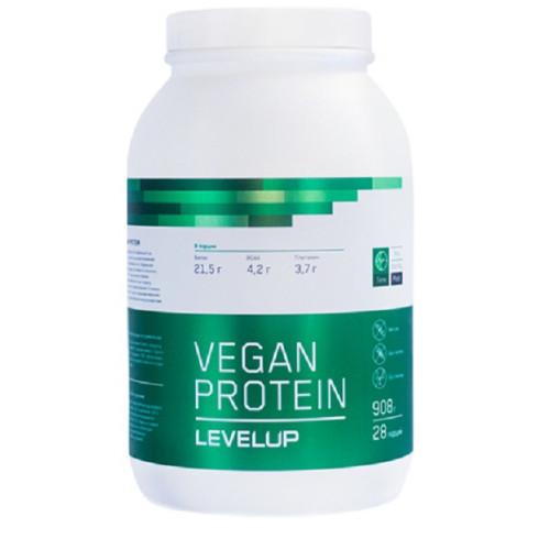 LevelUp Vegan Protein 908г