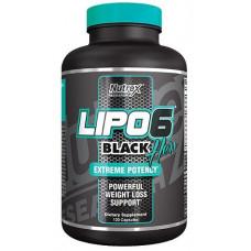 Nutrex Lipo6 Black Hers 120к