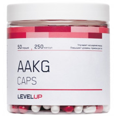 LevelUp AAKG Caps 250к