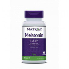 Natrol Melatonin 3mg 120т