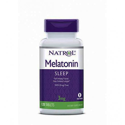 Natrol Melatonin 3mg 120т