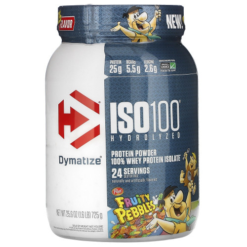 Dymatize ISO 100 Hydrolyzed 725г
