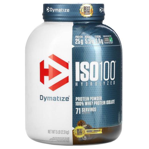 Dymatize ISO 100 Hydrolyzed 2300г