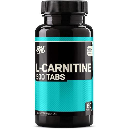 Optimum Nutrition L-Carnitine 500 60т
