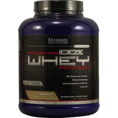 Ultimate Nutrition Prostar Whey 2400г