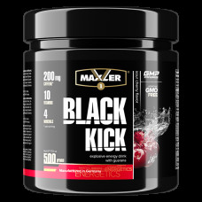Maxler Black Kick Can 500г