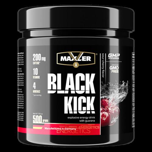 Maxler Black Kick Can 500г
