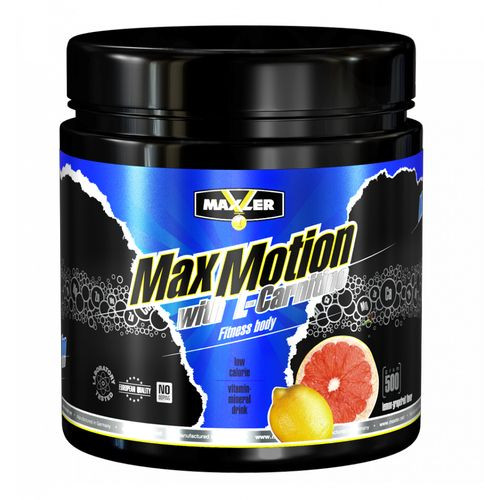 Maxler Max Motion L-Carnitine Can 500г