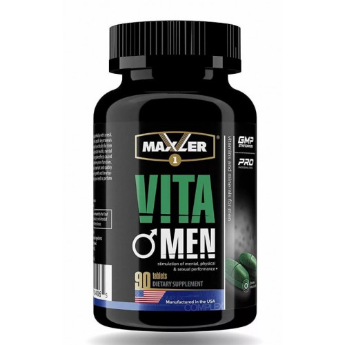 Maxler VitaMen 90т