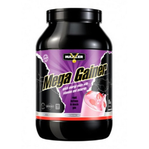 Maxler Mega Gainer 4540г