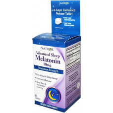Natrol Melatonin Advanced Sleep 10mg 60т