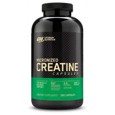 Optimum Nutrition Micronized Creatine Capsules 300к
