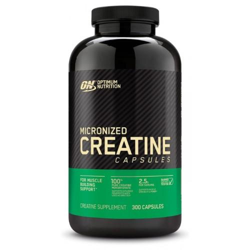 Optimum Nutrition Micronized Creatine Capsules 300к