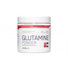 LevelUp Glutamine Powder