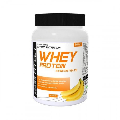 Mass Effect Whey Protein 300г