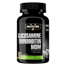Maxler Glucosamine & Chondroitin & MSM 90т