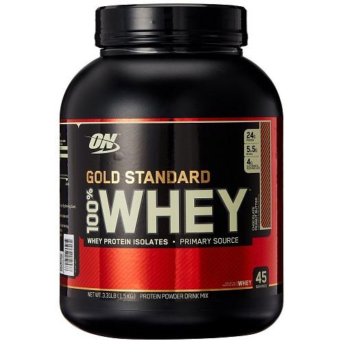 Optimum Nutrition 100% Gold Standard Whey 1500г