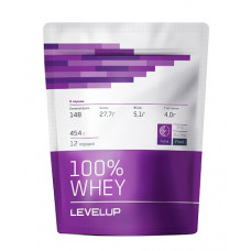 LevelUp 100% Whey 454г