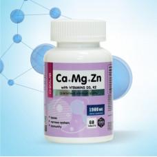 BombBar CHIKALAB Ca+Mg+Zn 60т