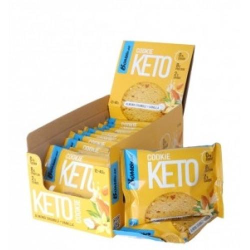 BombBar Печенье KETO 40гр