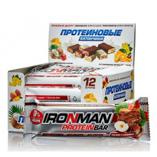 Ironman 32% Protein Bar б/г 50г